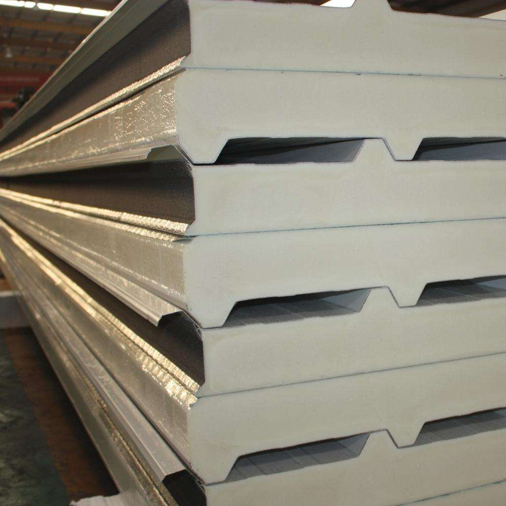 PU/PUR/PIR Sandwich Panels for Cold room panel price PU sandwich panel for sale puf roofing
