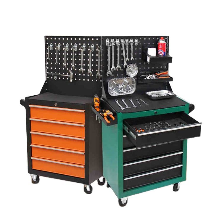 7 drawers tool cabinet metal tool box