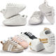 Casual pu Material sneaker 0-2 years First walker boy and girl baby shoes