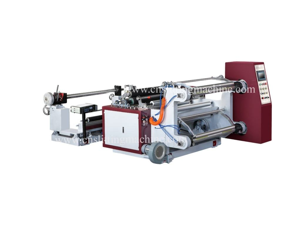 Paper Slitting Rewinding Machine for jumbo roll paper