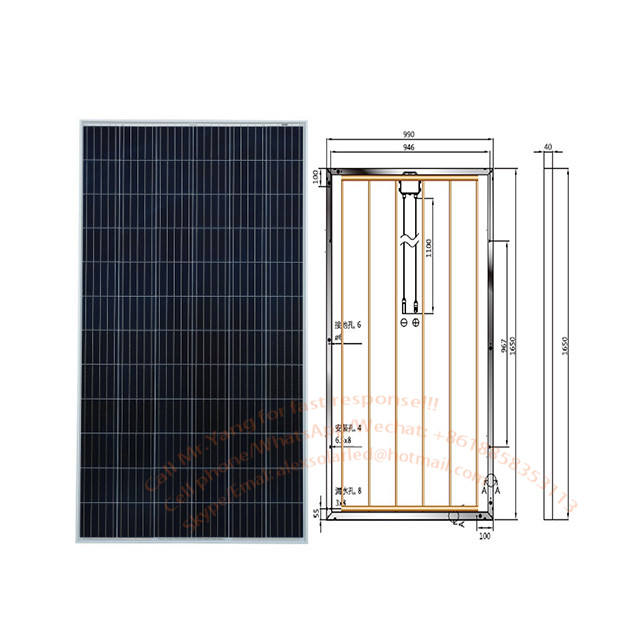 China Hersteller 760W Thermal & 270W PV All-in-One-Hybrid-PVT-Solarmodul-Solarmodul