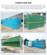 Filter Containerized Package Industrial Dof Wastewater Uv Water Filter Recycling Mbr Sewage Treatment Plants