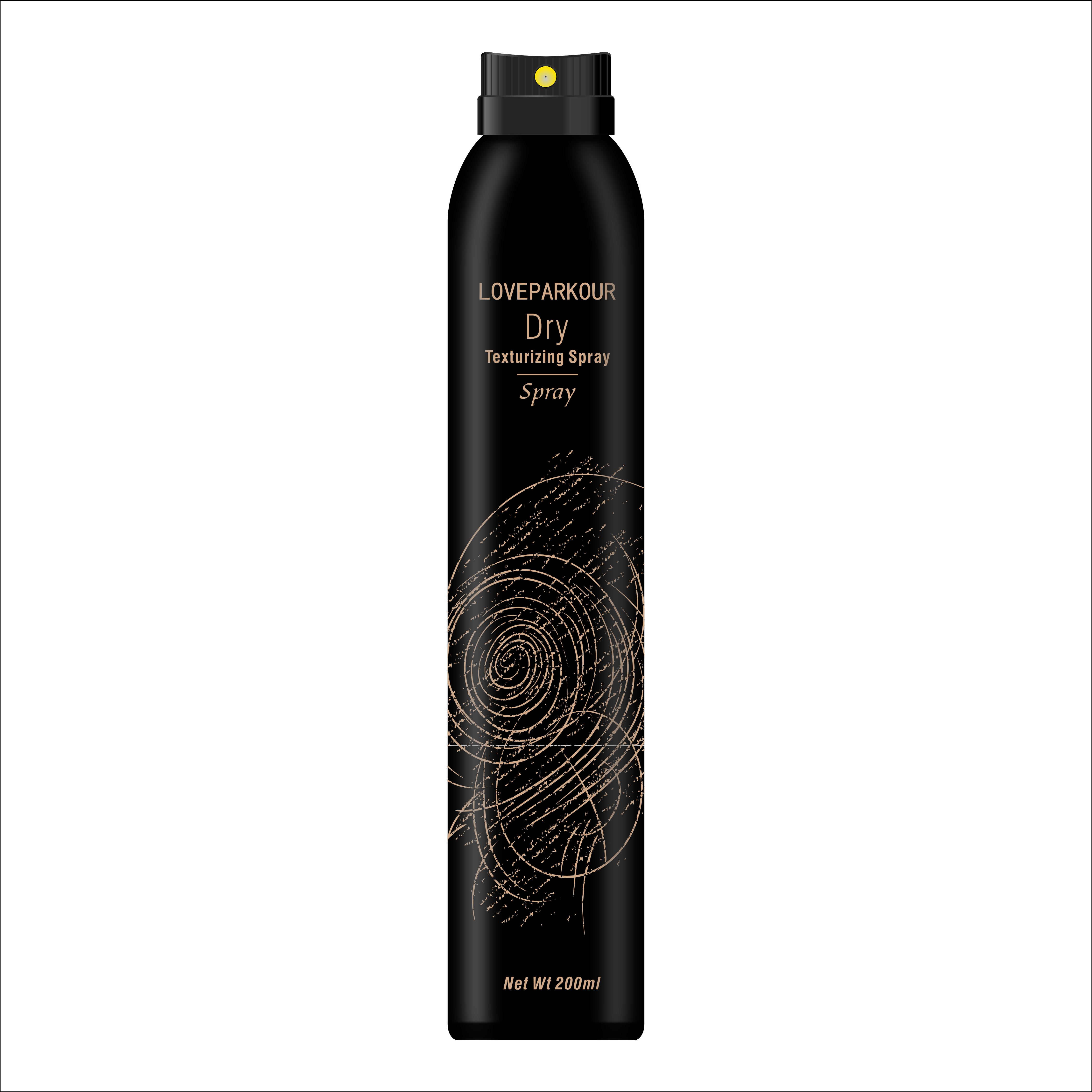 Private label hair spray volume hair spray OEM texture hair spray for styling