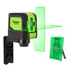HUEPAR Self-leveling Huepar 9011G , OEM  2 Green Cross Lines Laser Level