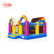 Professional outdoor bouncy inflatable bouncer slide combo Wholesale pvc castle made in China