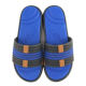Greatshoe black leisure slipper man shoes flat one strap sandal