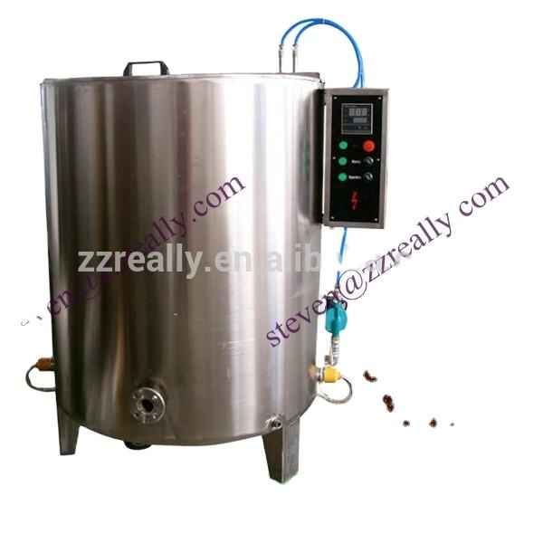 Chocolate fat oil melting tank/Chocolate machine/butter melt machine