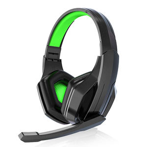 Shenzhen Factory OEM Gaming Headset High Quality 3.5mm Headphones With Microphone For Computer