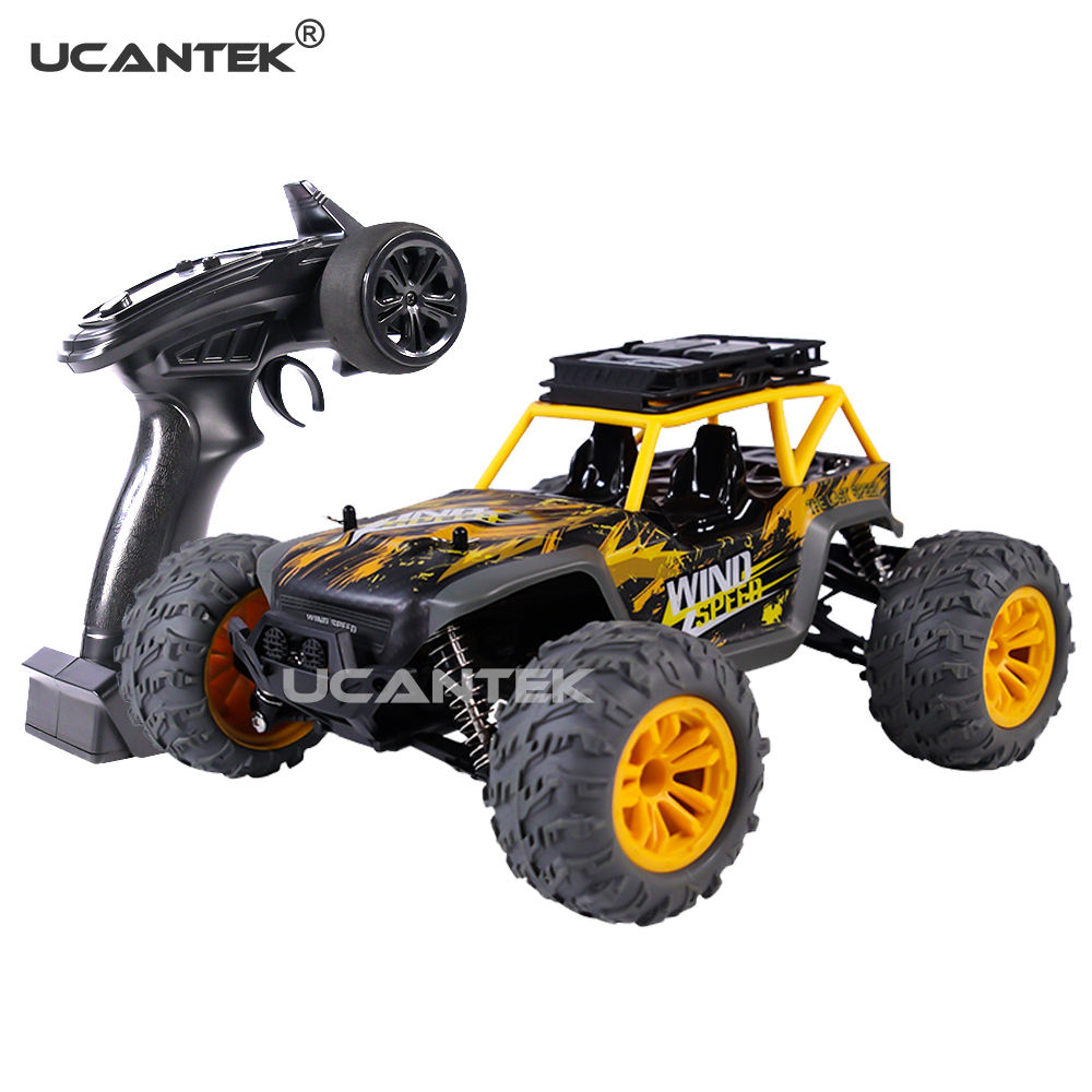 2.4G R/C Hobi Kelas Remote Control <span class=keywords><strong>Truk</strong></span> 1/14 <span class=keywords><strong>Skala</strong></span> 4X4 Off-Road Tinggi balap Kecepatan <span class=keywords><strong>Truk</strong></span> Rock Crawler Mobil <span class=keywords><strong>RC</strong></span> Rtr