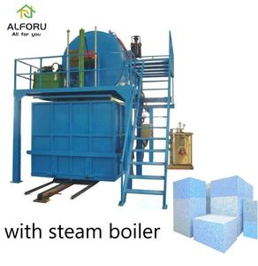 Rebonded Foam Machine with steam for making rebonded foam block rebounded foam MADE IN CHINA