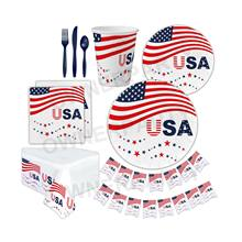 Disposable Tableware Party Supplies