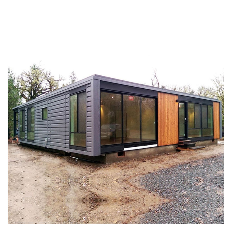China Good Price container house prefabricated villa prefab houses