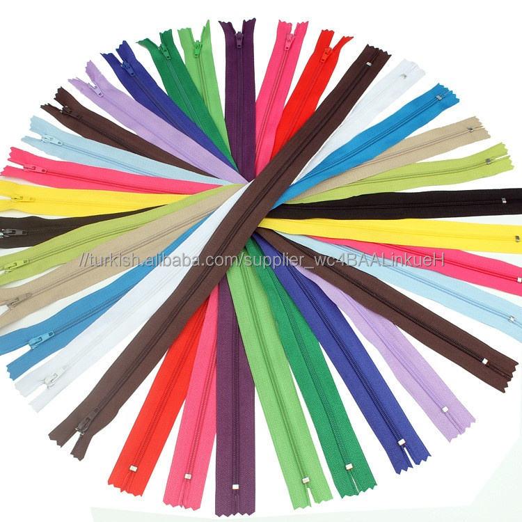 Fabrika satmak popüler ürünler özel boyut #3 #4 #5 fermuar kanepe