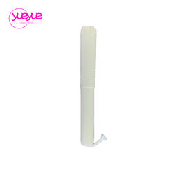 Factory direct china  organic cotton cardboard tampon witn applicator