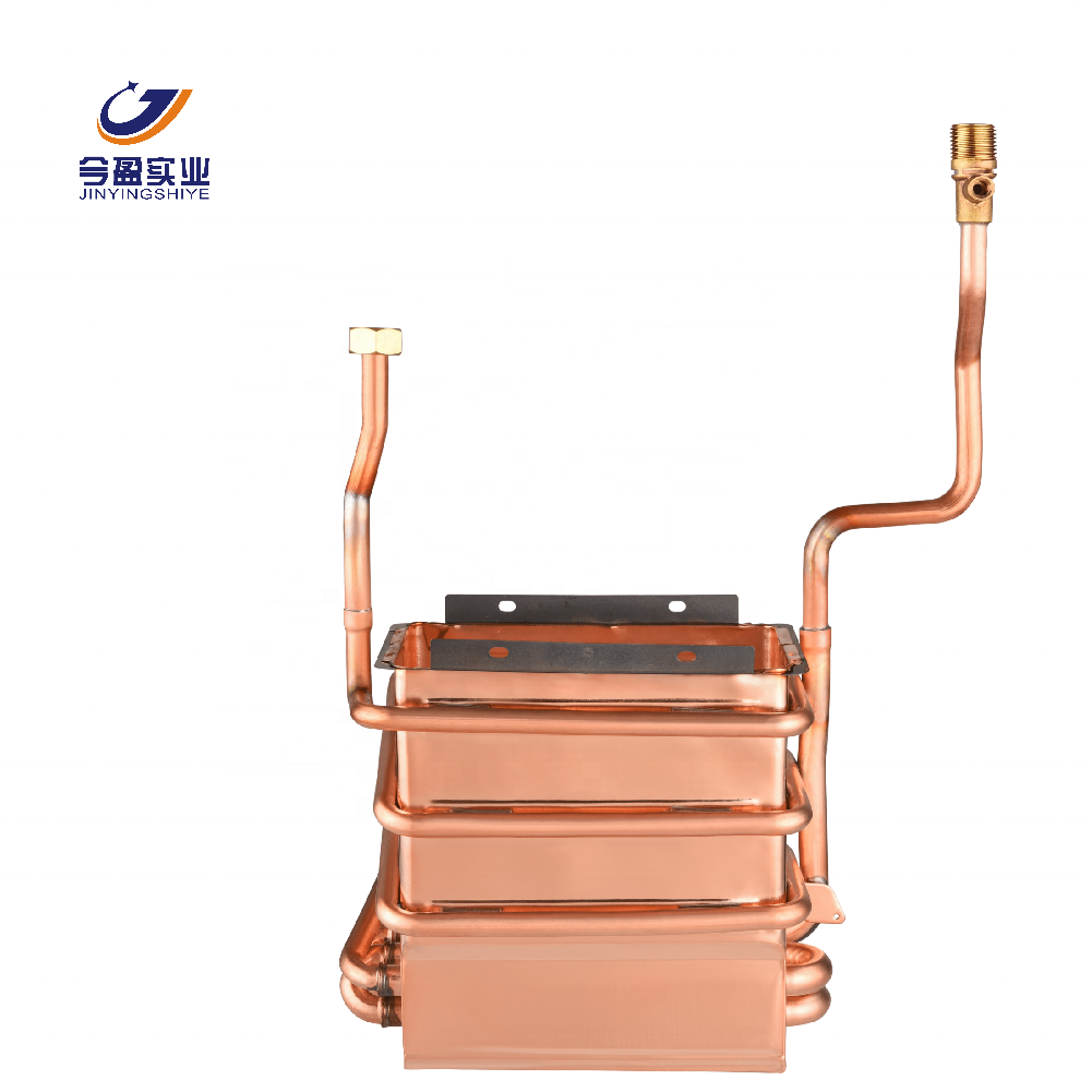 Spare Part Water Heater Copper Heat Exchanger Spare Part Gas Water Heater