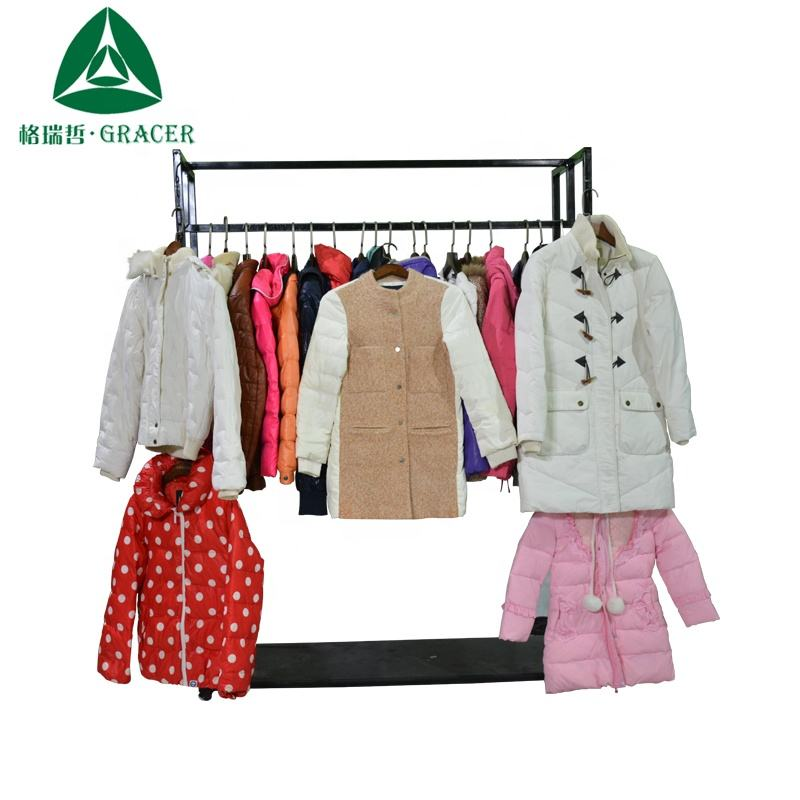 Korea premium 100kg bale used clothing