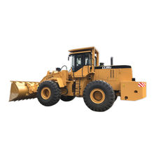 LTMG Chinese loader Heavy front end shovel loader Construction Machines 7 ton 8 Ton Loader with FOPS/ROPS cabin