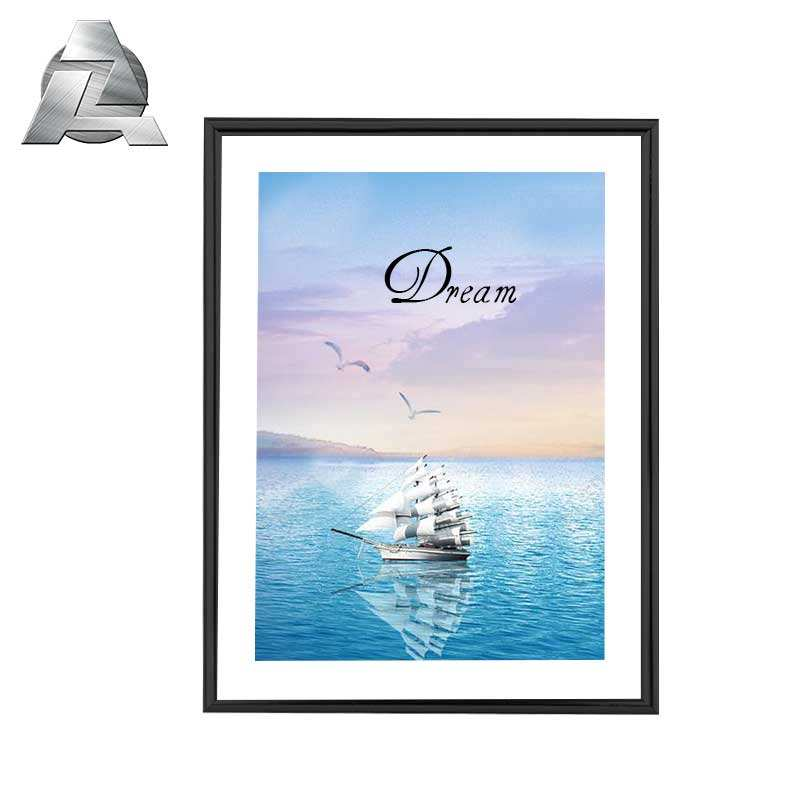 Company displays hang motivational picture photo wholesale aluminum 20x30 frame