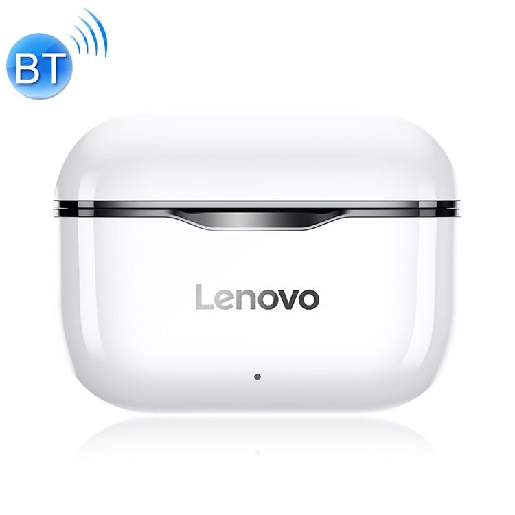 Lenovo Livepods LP1 <span class=keywords><strong>True</strong></span> Draadloze Stereo Oortelefoon Bt 5.0 Tws Oordopjes Led Display Power Bank Headset Microfoon Hoofdtelefoon