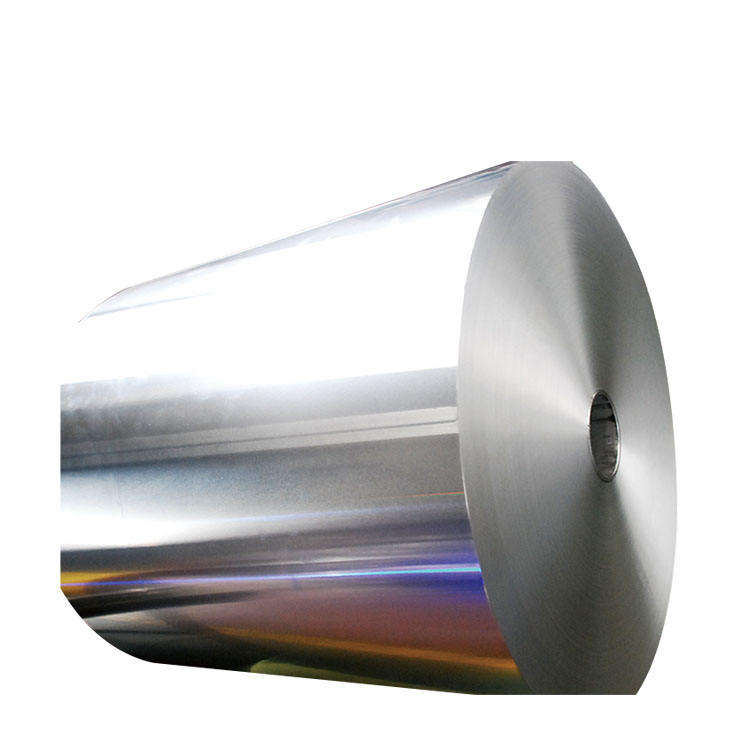 Promotion China flexible packaging jumbo roll aluminium foil
