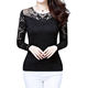 2020 China Factory Custom Lace Top Clothes Sexy Summer Woman Elegant Modern Tops Blouse Femme Women Dresses 27 Ladies' Blouses