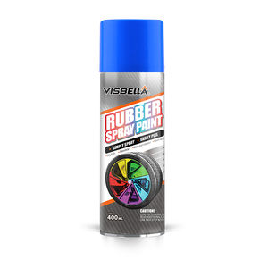 Visbella 400ml 300ml Aerosol General High Temperature Metallic Spray Paint