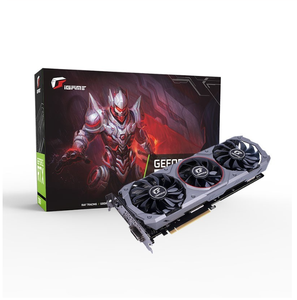 Funhouse iGame GeForce GTX 1660 Advanced OC 6G Graphic Card Nvidia GPU GDDR5 1785Mhz Video Card 192 Bit HDMI DVI For Gaming PC