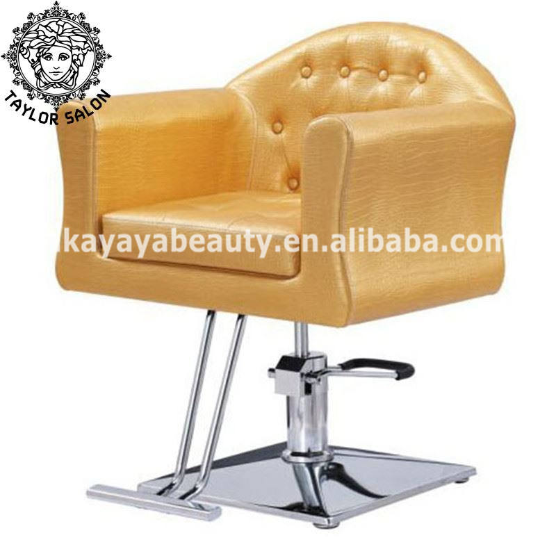 Beauty salon hair salon reception benches styling chair hair cutting chairs price