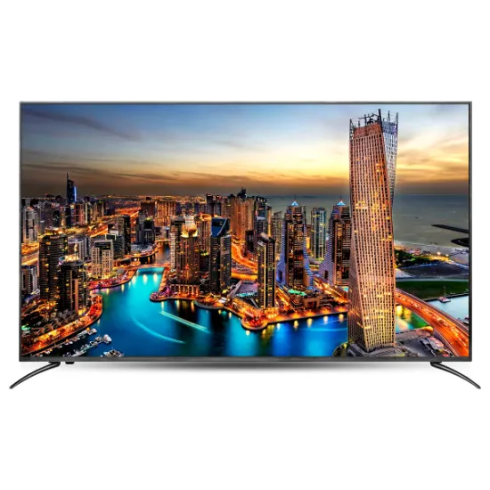 "50"" UHD 4K Color LCD TV Mount Product Flat Screen LED Smart TV"