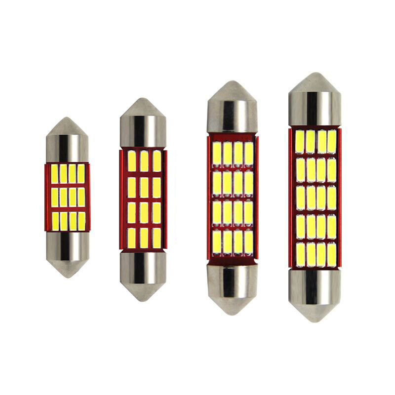 High Performance Price Ratio C5W led Canbus Festoon led 31ミリメートル36ミリメートル39ミリメートル41ミリメートルError Free C10W 4014 Interior車のライト