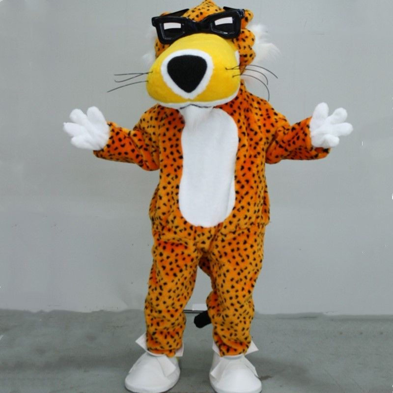 HOLA cool mascot costume/panther mascot costume for adult