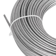 Flexible Stainless steel wire rope