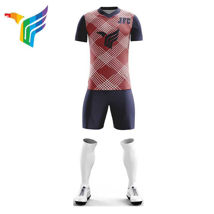 Cheap Soccer Uniforms For Teams Cheap-Soccer-Uniform Child Jersey Children Set China Jerseys Chinese Classic Club America