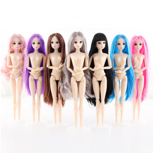 11.5-inch Barbie doll makeup loli 20 body joints plastic dolls toy princess doll