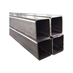 high quality welded square steel pipe