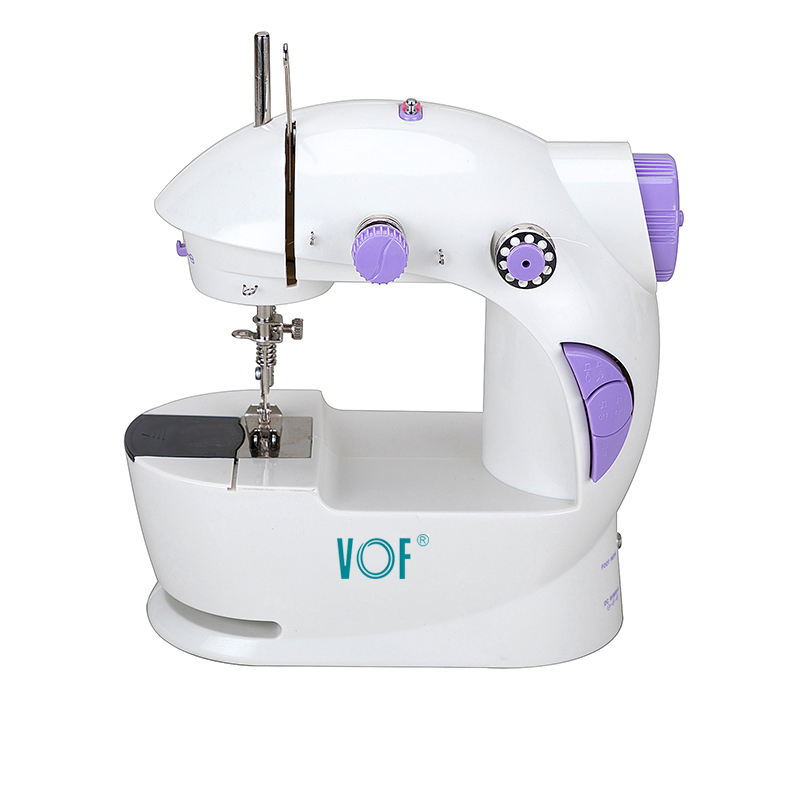 VOF FHSM-201 Factory price Manual Mini home Sewing Machine