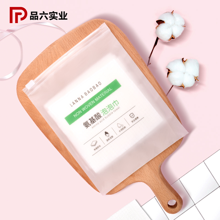 Wegwerp Double Side Katoen Makeup Remover Pads Private Label Katoen Pads Voor Facial Cleaning