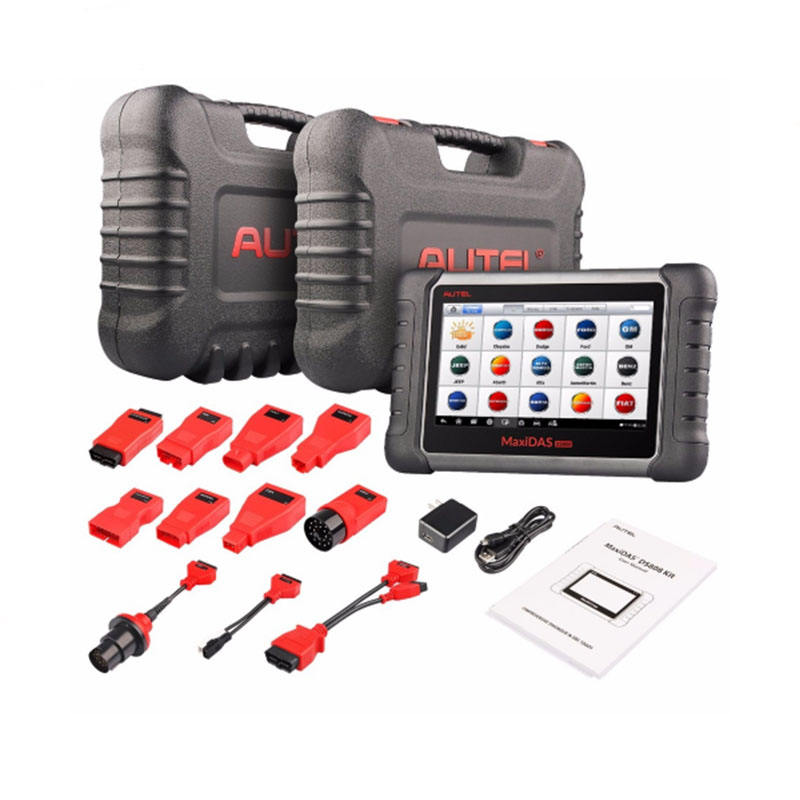 Autel DS808K OBD2 Scanner Car Diagnostic Tool MaxiDAS DS808 Kit Code Reader DS808 DS708 Functional Better than Launch X431