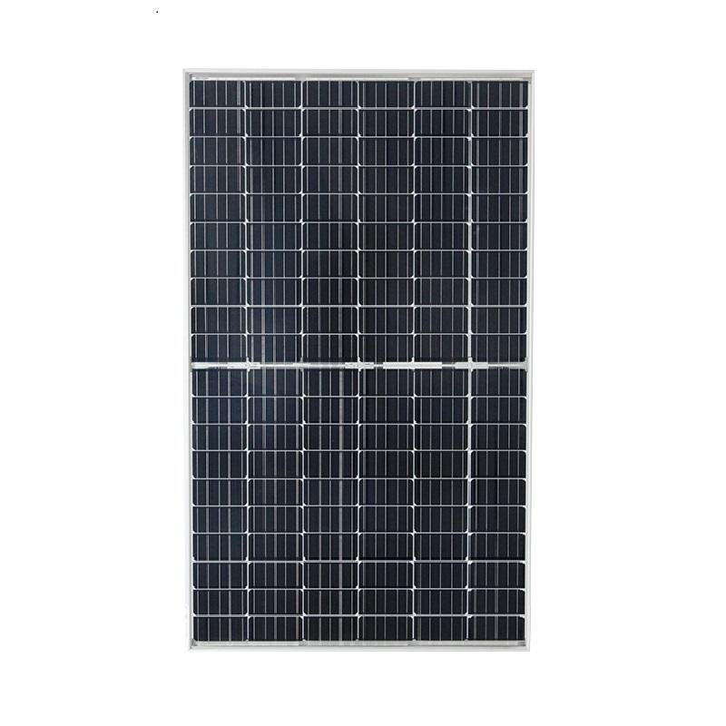 Panel 330w First Line Brand Mono Poly Half Cell 330w 370w 410w 435w 445w Commercial Solar Panel