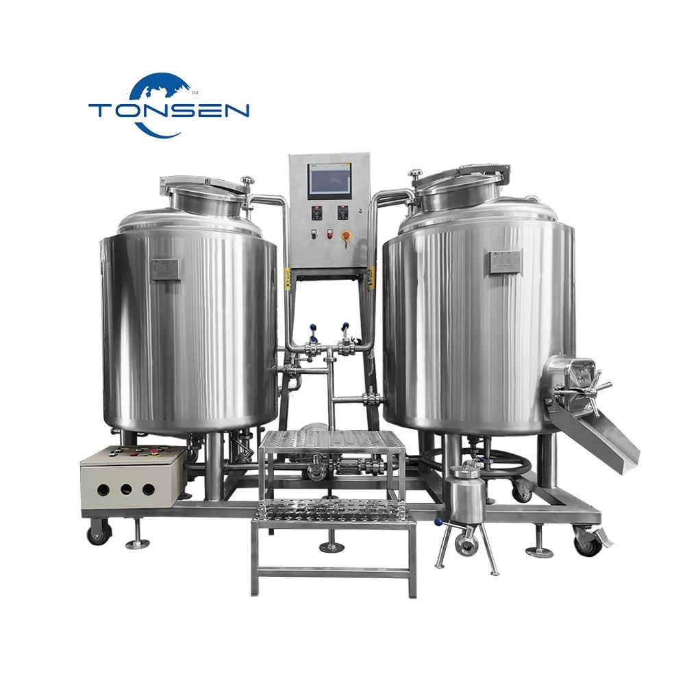 3bbl 5bbl microbrewery plant beer brewhouse equipment