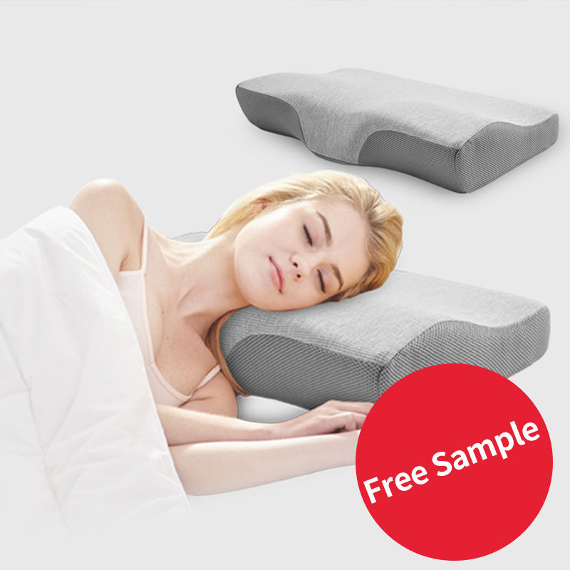 Custom relax massage sleeping cervical reflux memory foam sex pillow