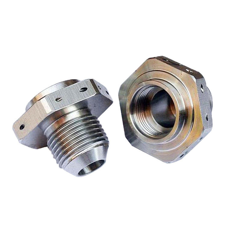 OEM CNC Machining/Milling/Cutting/Turning Precision Part with Brass/Stainless Steel/Carbon Steel/Aluminum