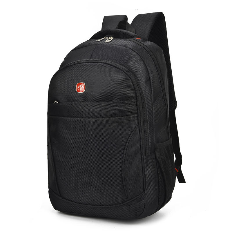 Custom 1680D polyester Laptop Backpack for outdoor school business travel swiss Gear school bag