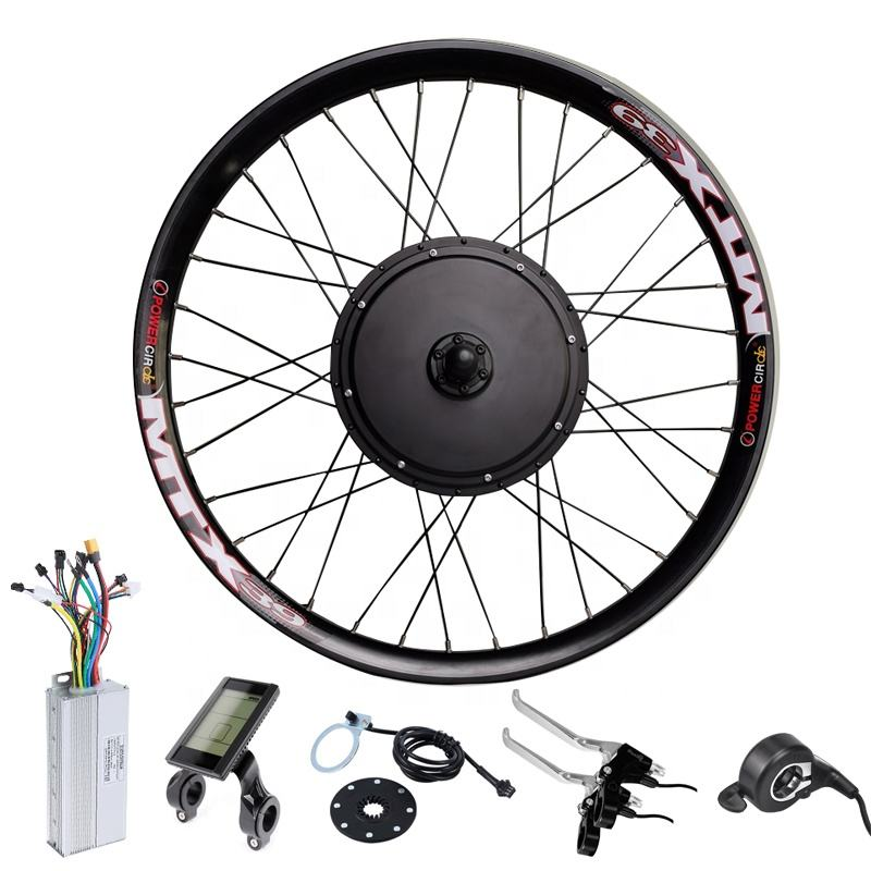 Höher power ebike conversion kit 2000w e bike conversion kit 2000w