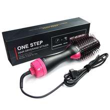 Hot Sale One Step Hair Dryer and Volumizer 4 in 1 Hot Air Brush