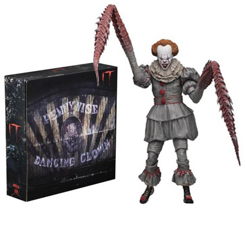 Best Selling Garage Kits for NECA Stephen King's It action figure plastic