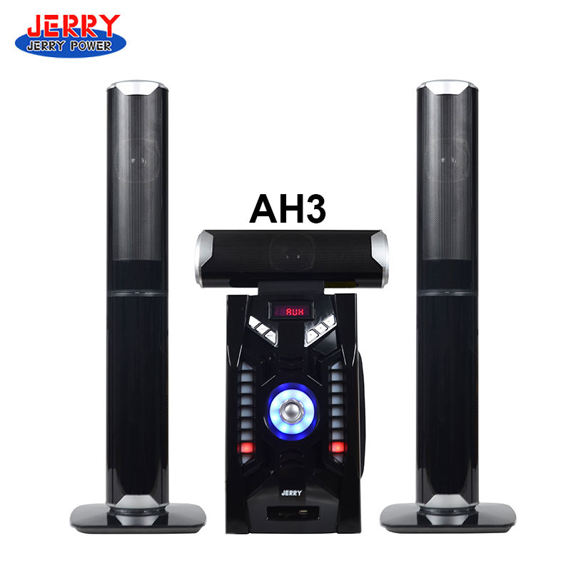 2019 Jerry Brand woofer amplifier 3.1 f d home theater speaker