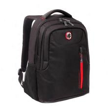 Mens Backpack Large Waterproof Black Travel Bag Laptop Notebook Computer Backpack