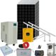 Kit energia solar ess portable solar 3kw solar with mounting structure