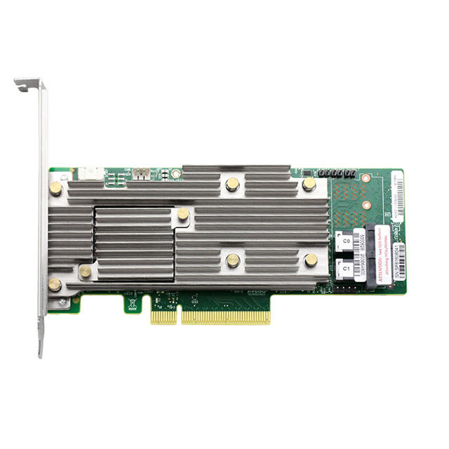 Оригинальный Broadcom LSI MegaRAID 9460-8I 8-port 12 ГБ/сек. SAS/SATA/NVMe Tri-Mode pci-e 3,1 (05-50011-02)